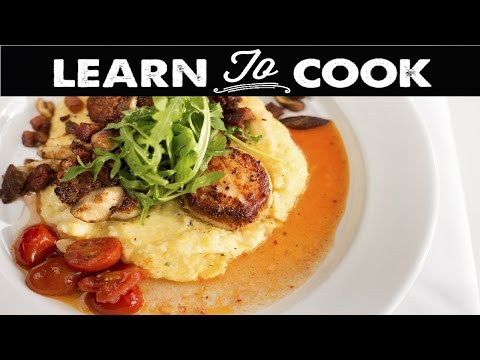 Learn To Cook: How To Make Creamy Polenta