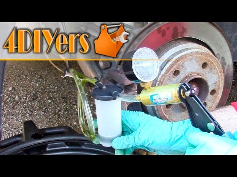 DIY: How to Replace a Vehicle's Brake Fluid