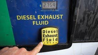 Sprinter Van Life Hack: Refill Diesel Exhaust Fluid DEF For Less Than $11