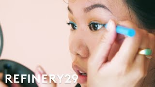 get ready with me summer morning routine beauty with mi refinery29