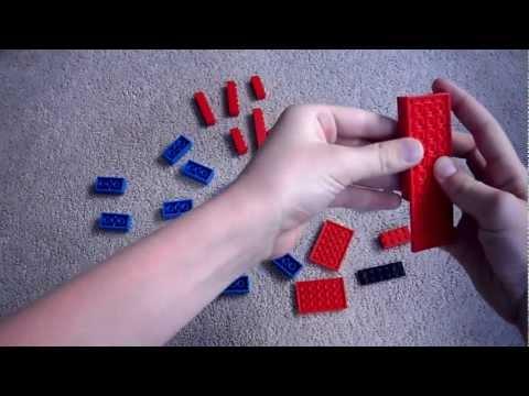 How To Make a Lego Gun