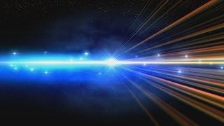 4K Rainbow Shining Space Rays Intro Darkness UHD HD Background Animation AA VFX