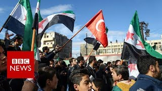 Why is Turkey attacking Syria? - BBC News
