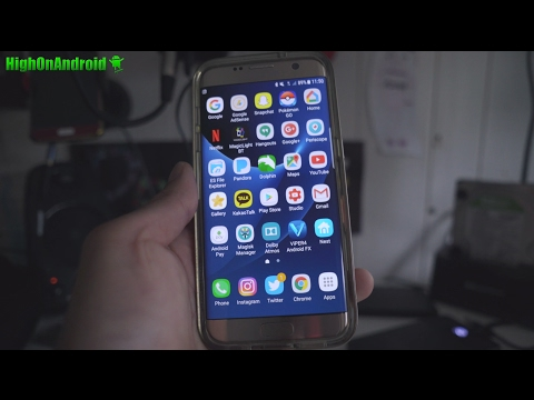Helios ROM for Galaxy S7 & S7 Edge! [Android 7.0 Nougat]