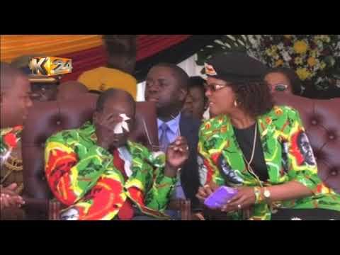 Zimbabwean military places President Robert Mugabe under house arrest