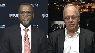 Chris Hedges vs. Eddie Glaude: Should Progressives Vote for Hillary Clinton or Jill Stein?