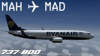 P3D v3] Miami to Washington-Dulles | AAL2536 | American