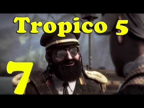 Let's Play Tropico 5 - Mission 7 - Day Zero