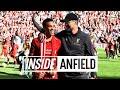 Inside Anfield Liverpool 2 0 Wolves Amazing Post match Scenes Following Season finale
