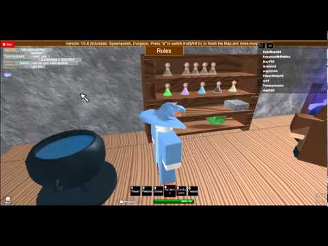 part 1 of making potions on Kingdom life 2