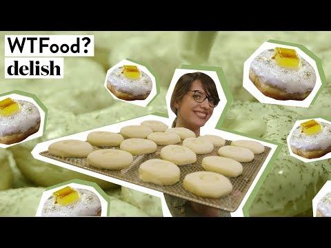 WTFood?: Delish Editor Investigates Pickle Donuts