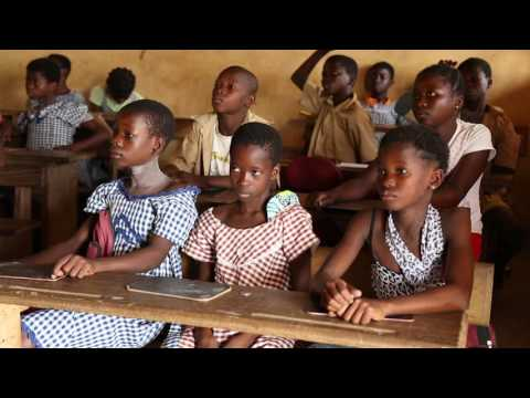 Clean, sustainable energy for remote rural areas in Côte d'Ivoire - French