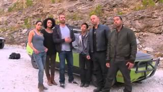 Paul Walkers Last Announcement Support During Fast & Furious 7