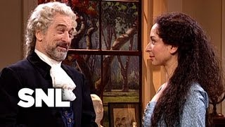 Thomas Jefferson Meets Sally Hemings - SNL