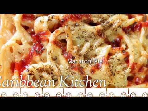 Macaroni Pie TriniStyle