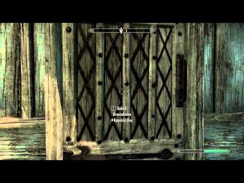 Skyrim - Buying A House - 720p