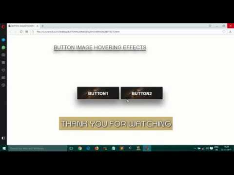 CSS BUTTONS 3D IMAGE HOVERING EFFECTS