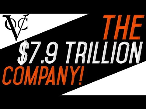 What Was the Biggest Company in History? - $7.9 Trillion!