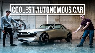 Exploring The World's Coolest Autonomous Car