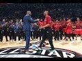 Kobe Bryant Tribute Before Final All Star Game
