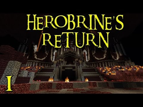 Minecraft: Herobrine's Return [Part 1]: Not Forever Alone