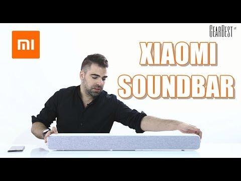 Brand New Xiaomi Soundbar Bluetooth TV Speaker! - GearBest