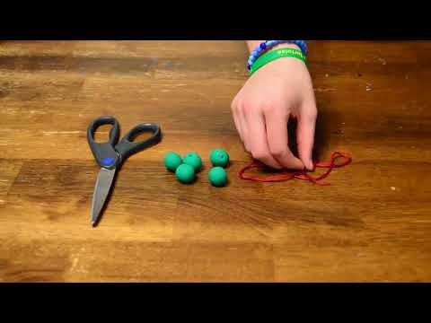 How To Make An Oven Bake Clay Necklace