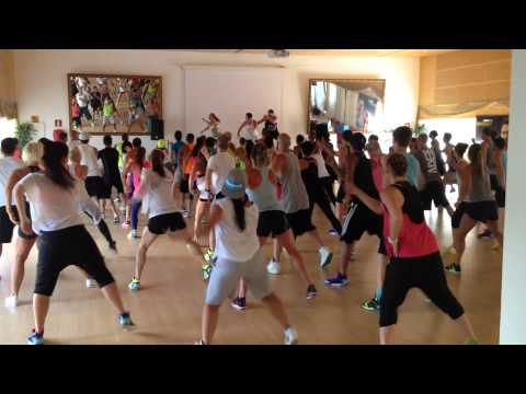 Sh'Bam 21 tease from Les Mills Euro Summit 2015