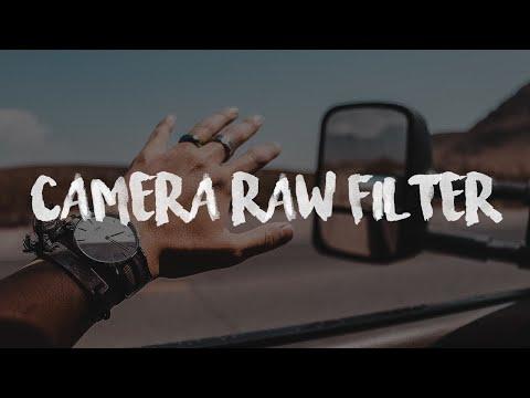 INSTALL/UPDATE CAMERA RAW PLUGIN FOR PHOTOSHOP // MANAV SHARMA PHOTOGRAPHY