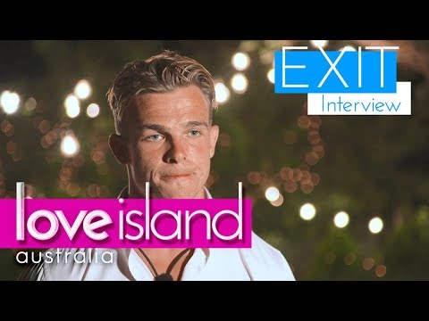 Charlie's exit interview | Love Island Australia 2018