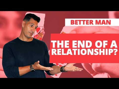 How To Overcome The End Of A Relationship? (Breakup Advice)