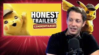 Honest Trailers Commentary | Pokémon Detective Pikachu