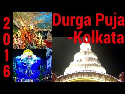 Durga Puja Vlog 2016 - Pandal hopping Part 1