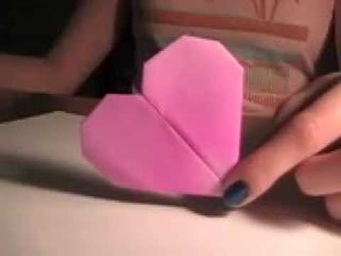 You Can Have My Oragami Heart