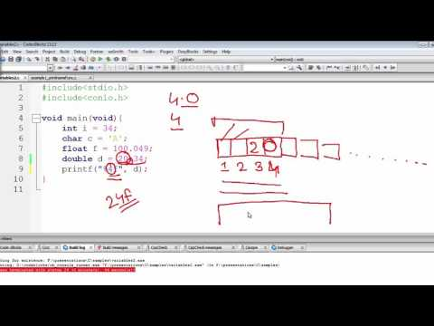 C Programming Tutorial | Field Width Specifier Before Decimal | Chap-2 | Part-14