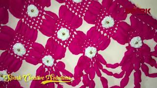 New Woolen Gate Hanging / Toran || Latest Hanging Desigen 2019