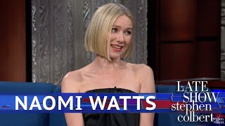 Download Naomi Watts Proves Why She's A 'Scream Queen' Video