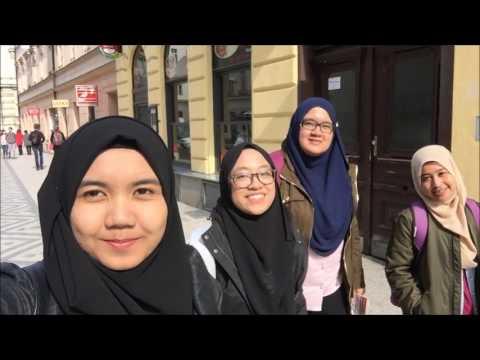 Easter Break 2017: Amsterdam-Prague-Austria