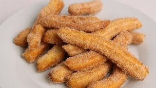 Homemade Churros Recipe - Laura Vitale - Laura In The Kitchen Episode 382