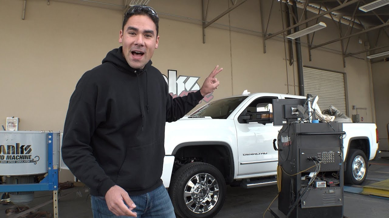 How to add 98 horsepower to your 2017-19 Duramax