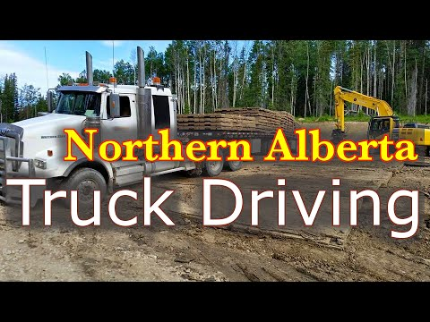 Truck Driving Jobs in Canada's North with guest: Bill Walker (Part 1)