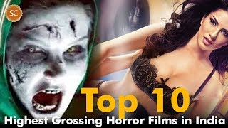 Top 10 Highest Grossing Horror Films in India | Simbly Chumma