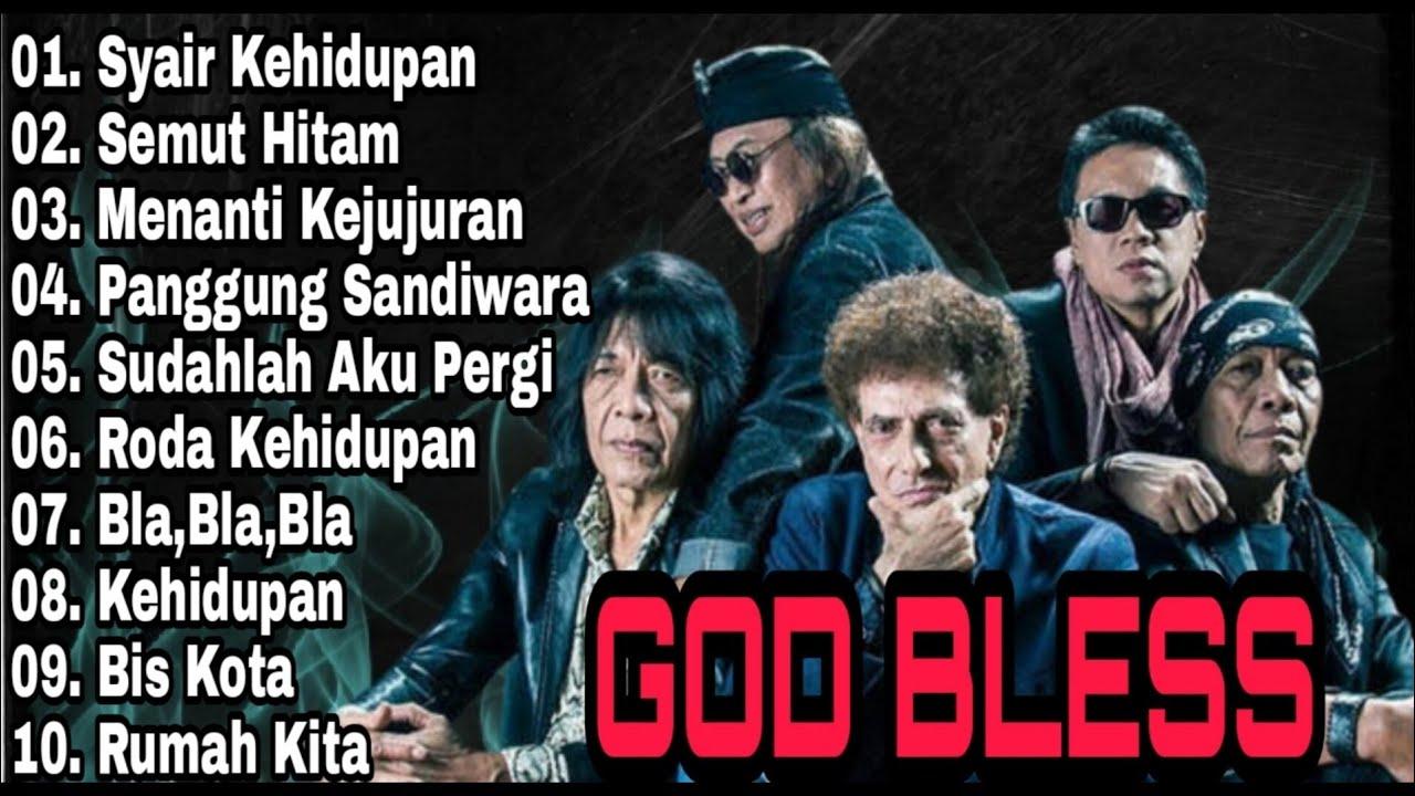 Download Godbless Full Album | Syair Kehidupan | Panggung Sandiwara | Menanti Kejujuran | Gong 2000 |Pop 90an MP3 Gratis