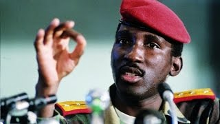 Faces Of Africa - Sankara's Ghost