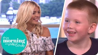 Holly and Phillip Are Amazed by 6-Year-Old Boy With an Incredible Memory | This Morning