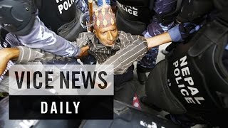 VICE News Daily: Nepal Protests Turn Deadly