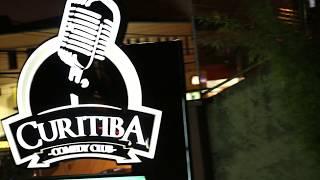 Conheça o Curitiba Comedy Club!