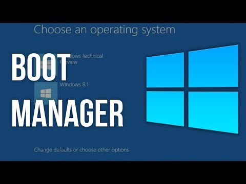 Windows 10 Boot Manager