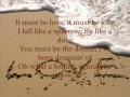 <b>Don Williams It Must Be Love</b> Lyrics