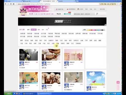 ommoo.com - Kho theme khổng lồ dành cho Windows XP/7